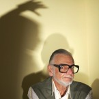 Zombie movie master George Romero