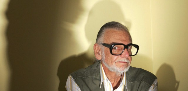 Zombie movie master George Romero started making movies when he was growing up in the Bronx. (Chris Carlson/Associated Press)
