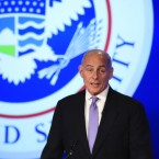 Homeland Security Secretary John Kelly, pictured in April, is extending the Temporary Protected Status designation for Haitians in the U.S. until January 2018. But he says conditions are improving in Haiti, seven years after an earthquake killed more than 200,000 people there.