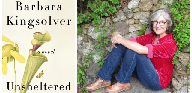 """I wrote this book as kind of my love letter to millennials,"" Kingsolver said of her new novel, 'Unsheltered,' on Nerdette podcast."