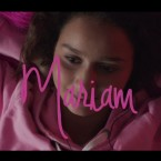 "A still from the trailer for Faiza Ambah's most recent film, ""Mariam."" It tells teh story of a Muslim teenager in France, stuck between keeping hijab or being expelled from school."