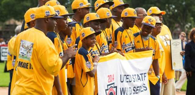 Jackie Robinson West stripped of Little League title
