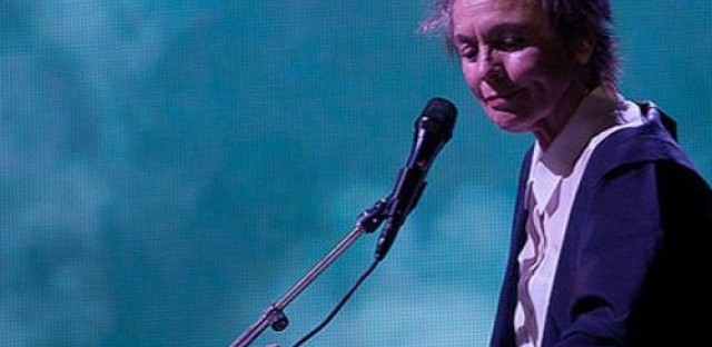Laurie Anderson on her new film: 'Heart of a Dog'