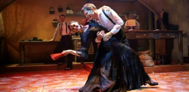 Daily Rehearsal: 'Cascabel' is extended