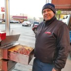 As a kid, Roberto Escalante worked with a traditional sweet potato vendor in his hometown in the state of Hidalgo, Mexico. Now, he's built a cart and is selling the traditional snack from a corner in Pilsen.