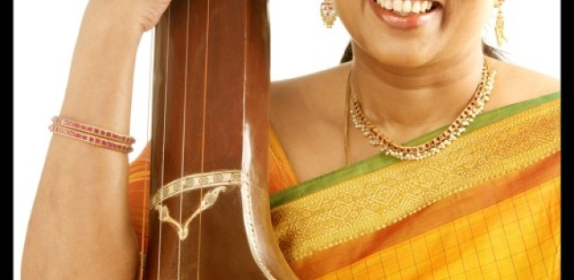 Global Notes: Carnatic musician performs in celebration of Navaratri