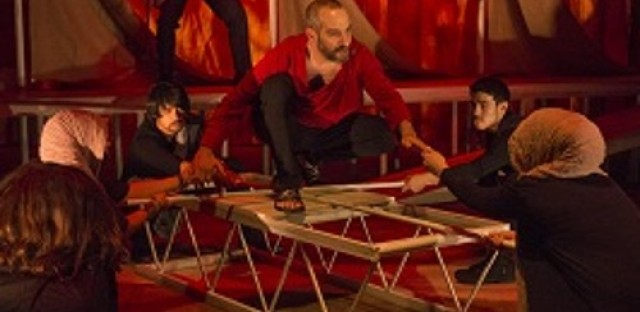 Motti Lerner's 'PAULUS' at Silk Road Rising Theatre Company