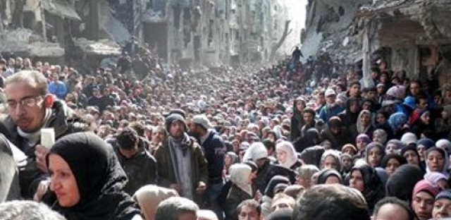 UNRWA releases photos of Syrian refugee camp, remembering Alain Resnais, and a global weekend