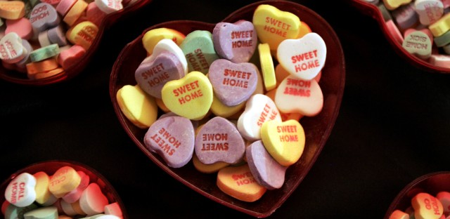 SweetHearts will be tougher to find this Valentine's Day. The company that used to make the popular candy went out of business. Its new owners aren't ready to start making new batches yet.