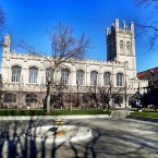 university of chicago stock