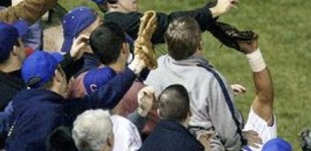 'Catching Hell' revisits the incident that threw Cubs fan Steve Bartman into the eye of a media firestorm.