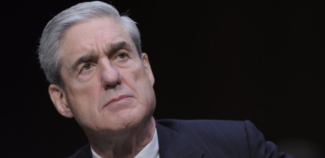 Former FBI Director Robert Mueller testifies before the Senate Intelligence Committee during the annual open hearing on worldwide threats on March 12, 2013. Mueller has been named special counsel to investigate Russian interference in the 2016 election.