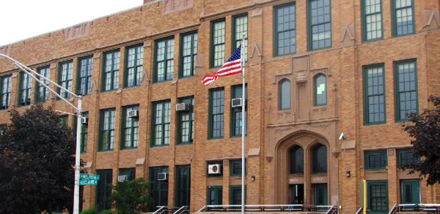Foreman High School had one of the biggest decreases in graduation rate under revised figures from Chicago Public Schools.