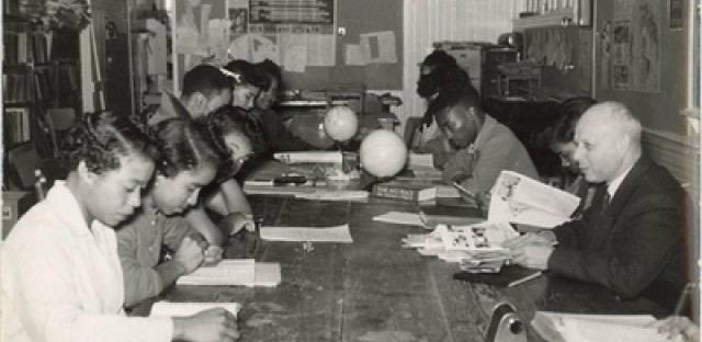 Exhibition presents history of Jewish scholars teaching at historically black colleges