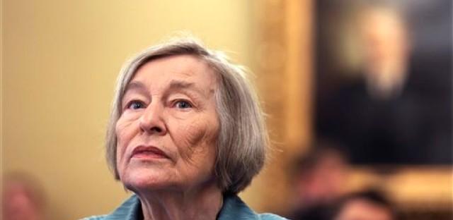 State Rep. Barbara Flynn Currie.