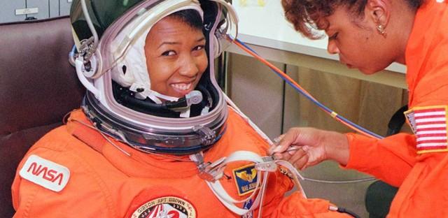 StarTalk Radio : A Conversation with Dr. Mae Jemison Image
