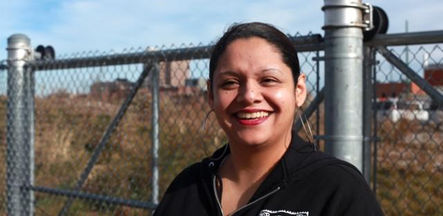 Kim Wasserman, executive director of Little Village Environmental Justice Organization.