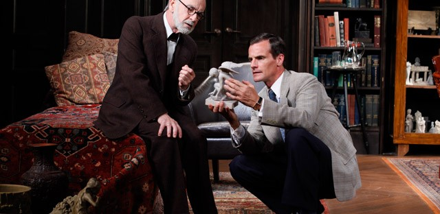'Freud's Last Session' at New World Stages