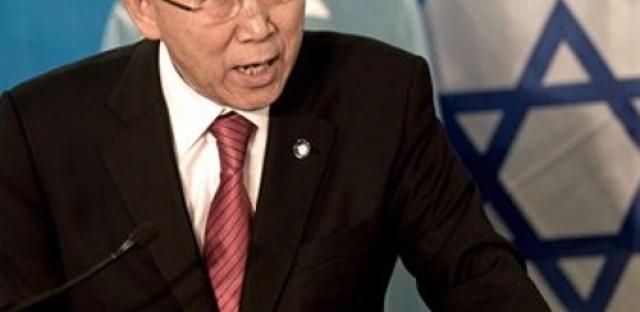UN Secretary General calls for reconstruction in Gaza