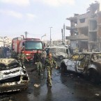 The Kurdish Fight and the Syrian Conflict