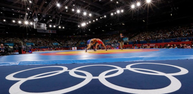 Grappling with an IOC decision that makes no sense