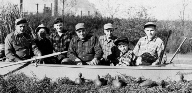Hunting has been a tradition for generations of Chicagoans.
