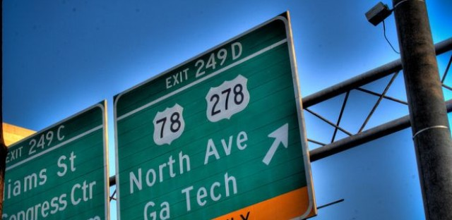 New US highway signs will return to Highway Gothic, a font unchanged since the Eisenhower administration.