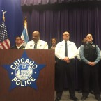Chicago Police Press conference