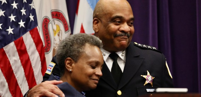 What Top Cop Eddie Johnson's Retirement Means For Chicago