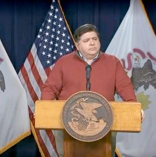 Pritzker press conference