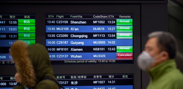 What To Know About The Deadly Coronavirus Outbreak In China