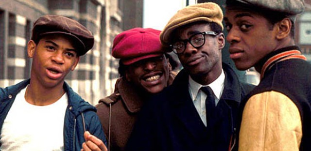 A shot from 'Cooley High'