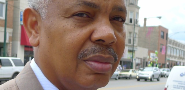 Lorenzo Davis, 65, was the only supervisor at Chicago's Independent Police Review Authority who resisted orders to change findings about shootings, according to an evaluation by IPRA obtained by WBEZ. Since 2007, IPRA has investigated nearly 400 civilian shootings by officers and found one to be unjustified.