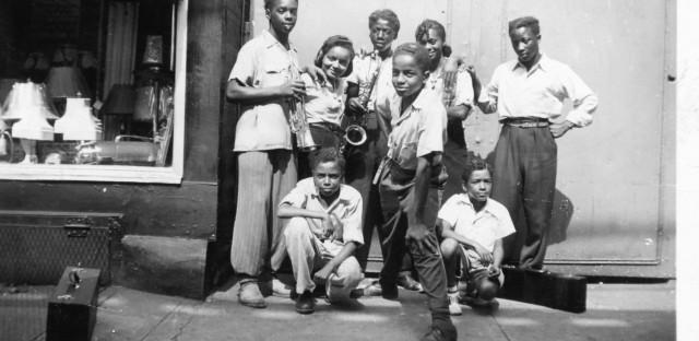 Black Photographer's 1940s Portraits Capture Bright Side Of Tough Lives