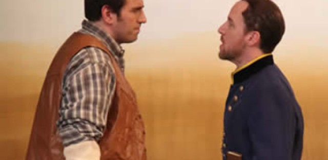 Dueling Critics: City Lit Theater goes historical with 'The Copperhead'