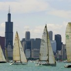Chicago hosts 'the NASCAR of sailing'
