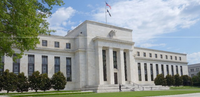 Federal Reserve policymakers left rates unchanged, saying they were worried about job growth and did not want higher rates to affect hiring.