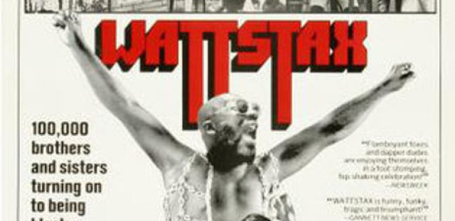 Sound Opinions hosts take a look at funky documentary Wattstax
