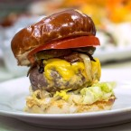 At first, the camel burger that restaurateur Jamal Hashi spent months trying to perfect didn't sell well. By choosing a different cut of meat, however, he discovered the potential for the burger.
