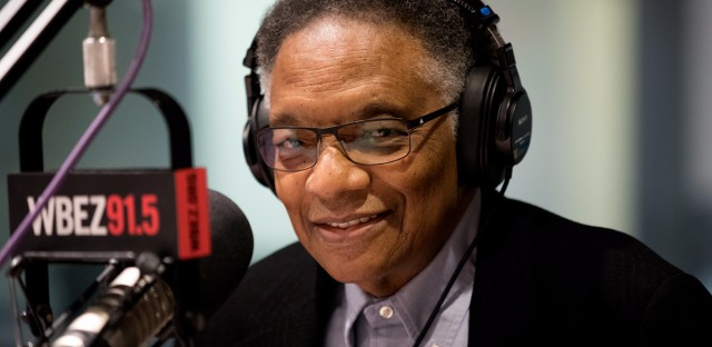 Jazz legend Ramsey Lewis talks to WBEZ's 'Morning Shift' about making music at 81 and why he initially didn't like the Beatles but eventually changed his mind.