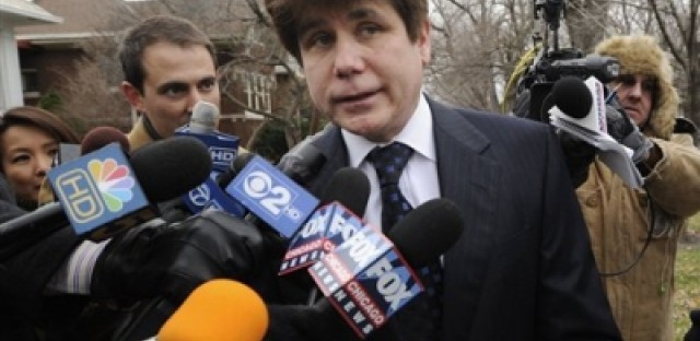 A brief video history of WBEZ's blog coverage of all things Blagojevich