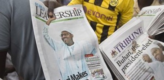Nigeria elects non-ruling party for first time in history