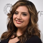 In this Sept. 11, 2014 file photo, actress-comedian Cristela Alonzo arrives at the 2014 PALEYFEST Fall TV Previews - ABC in Beverly Hills, Calif.