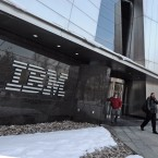 The Armonk headquarter of IBM is seen in this photo, Tuesday, Jan. 20, 2009, in New York.