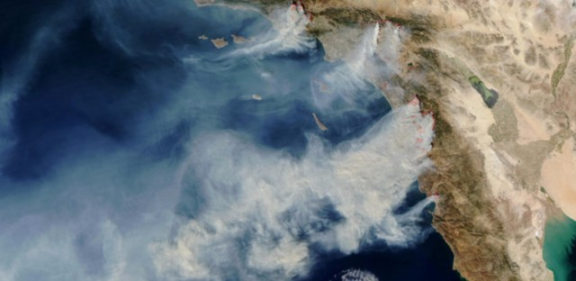 Wildfires Southern California