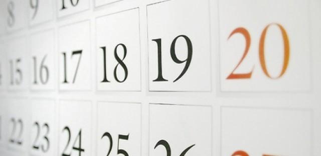 Daybook: Week of February 11th