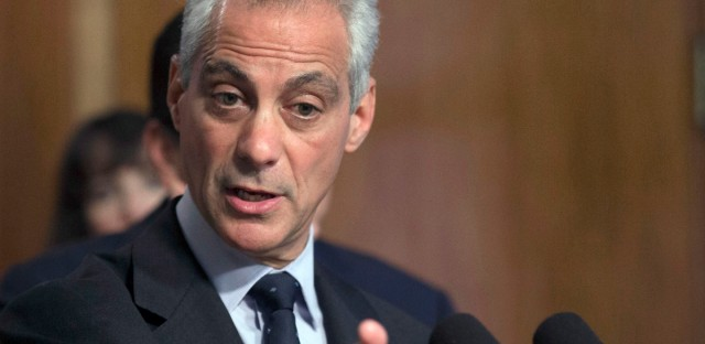 Mayor Rahm Emanuel is promising that the South Loop area of Chicago will get a new elementary school.
