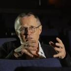 Longtime WBEZ and Worldview film contributor Milos Stehlik.