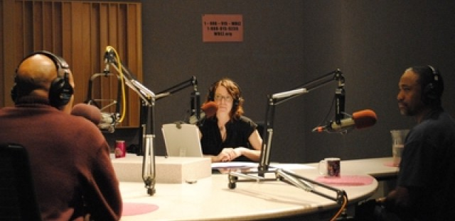 Host Alison Cuddy talks with The Opus.
