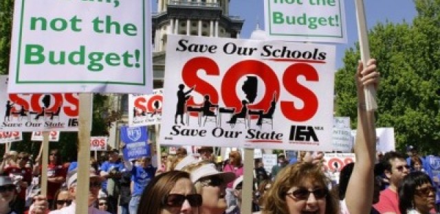 Senior U.S. Department of Education advisor on education reform and union issues